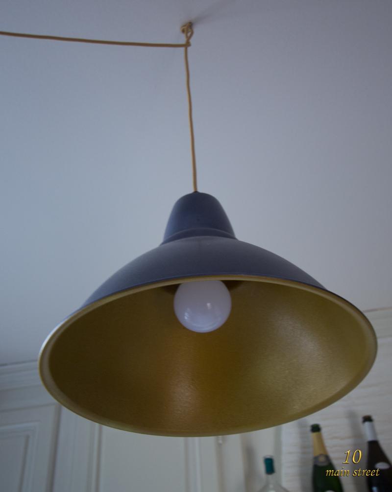 Ampoule LED opaque