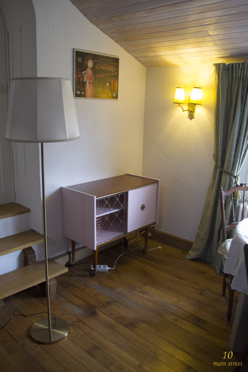 2 nouveaux lampadaires : merveille psychédélique des 60s et Ikea Rodd